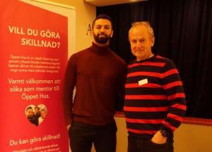 Mohammed och Ulf